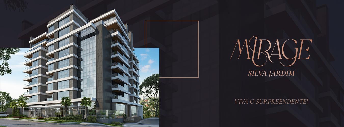 Apartamentos à venda em Curitiba